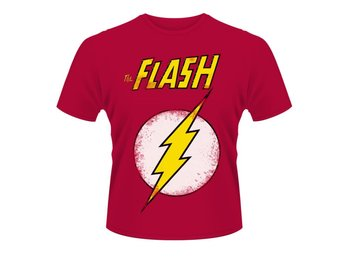 THE FLASH Old Logo T-Shirt - XX-Large