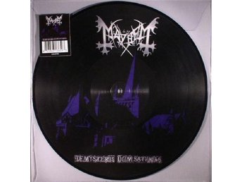 MAYHEM-De Mysterii Dom Sathanas-LTD LP Picture Disc 1000ex-Record Store Day 2017