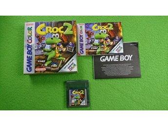 Croc 2 KOMPLETT Gameboy Color GBC - Västerhaninge - Croc 2 KOMPLETT Gameboy Color GBC - Västerhaninge