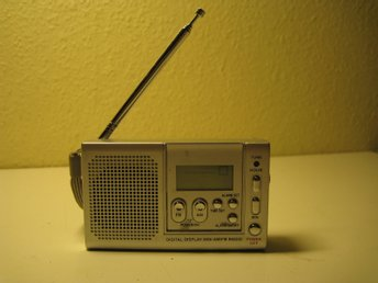 MINI-radio FM/AM
