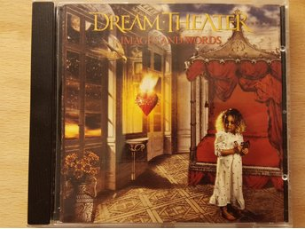 DREAM THEATER – Images and words CD 1992