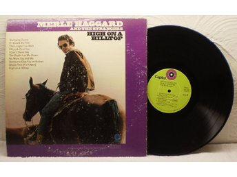 MERLE HAGGARD - HIGH ON A HILLTOP