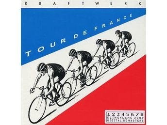 Kraftwerk: Tour de France 2003 (Rem/German) (CD)