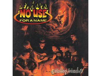 No Use For A Name: Making Friends (Vinyl LP)