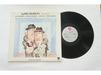 ** Gary Burton & Friends - Reunion **