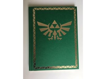 3st Collectors Edition spelguider The Legend of Zelda
