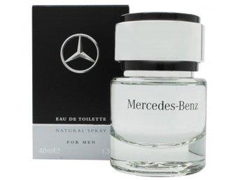 Mercedes Benz Intense EdT 120ml (339270251) ᐈ Moodelle på