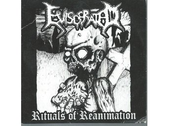 Eviscerated - Rituals of reanimation - Death Metal Demo 2007