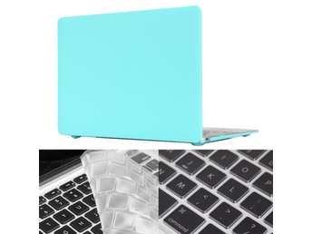 "ENKAY Skal Till MacBook 12"" - Cyan"
