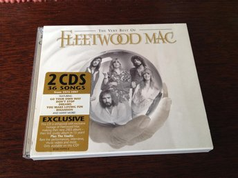 Fleetwood Mac - Very best of - 2 cd s - örebro - Fleetwood Mac - Very best of - 2 cd s - örebro