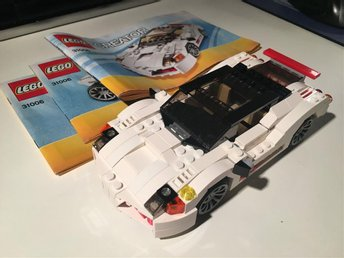 Lego 31006 - Highway speedster 3in1