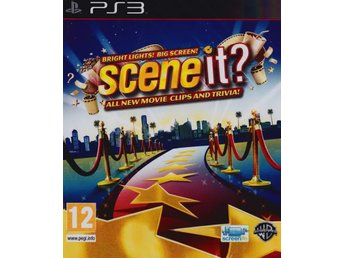 Scene it Bright Lights Big Screen - Playstation 3 - HELT NYTT/INPLASTAT