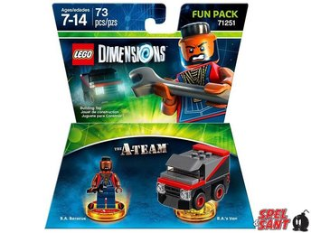 Lego Dimensions A-Team Fun Pack 71251