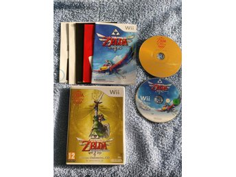 The Legend Of Zelda : Skyward  Sword : Limited Edition