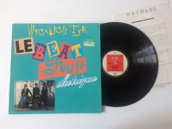 WRECKLESS ERIC – LE BEAT GROUP ELECTRIQUE, orig FRA 1989. RARE!