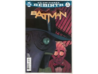 Batman 3rd Series # 13 Variant Edition NM Ny Import