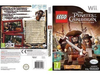 Lego Pirates of Caribbean The Video Game Nintendo Wii