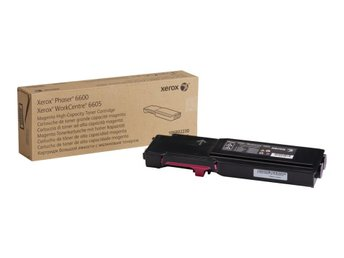Skrivartoner Xerox Phaser 6600/Workcenter 6605 High Capacity Magenta