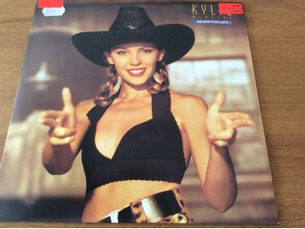 Kylie Minogue Never too late 12""