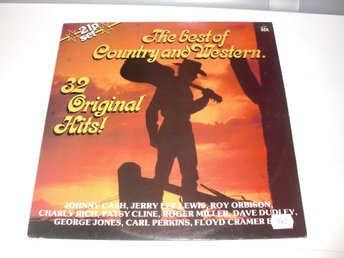 The best of country and western - 2 LP