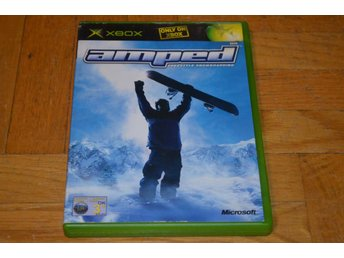 Amped - Freestyle Snowboard - Xbox