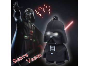 Nyckelring - Star Wars | Darth Vader - Led Nyckelring