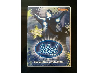 Idol 2006 Auditions 2004-2006 - DVD