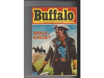 Buffalo 3 st 2,5,8 1970 skick fn-vf - Skoghall - Jag samfraktar Betalning inom 5 bankdagar sedan läggs annonensen ut igen och omdöme ges - Skoghall