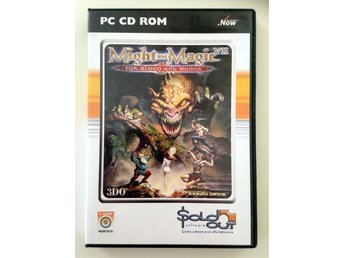 Might And Magic VII: For Blood And Honor (1999) 3DO PC Win 98