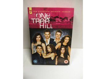 ONE TREE HILL - Säsong 7 (5 DISK) - FINT SKICK!