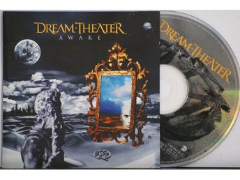 Dream Theater – Awake – CD