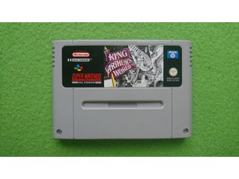 King Arthurs World SCN YAPON Super Nintendo Snes