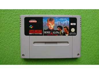 Home Alone 2 Super Nintendo Snes