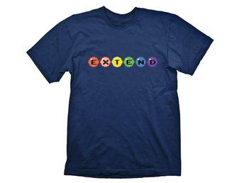 Bubble Bobble Extend T-Shirt Small