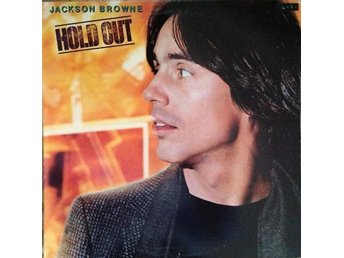 Jackson Browne LP Hold Out
