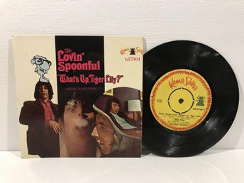 The Lovin' Spoonful - What's Up Tiger Lily? (617001) EP RARE