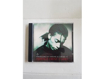 INTRODUCING THE HARDLINE ACCORDING TO TERENCE TRENT D´ARBY CD