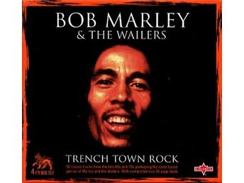 Marley Bob: Trench town rock 1966-71 (Rem) (4 CD)