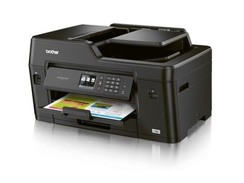 Brother MFC-J6530DW A3 Färg- Kopiator, -Scanner, -Printer, Fax, Duplex, WLAN, 12