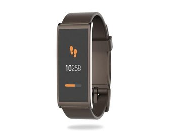 MyKronoz ZeFit 4 HR Activity tracker Brown/Brown