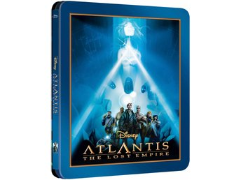 Atlantis The Lost Empire - Limited Edition Steelbook
