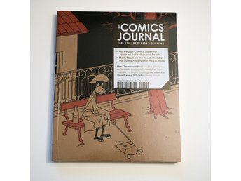 The Comics Journal #294 Dec. 2008