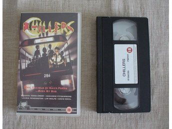 Chillers (Troma UK!)