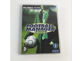 Datorspel, Football Manager 2007
