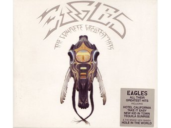 CD -Eagles ‎– The Complete Greatest Hits - DOUBLEALBUM