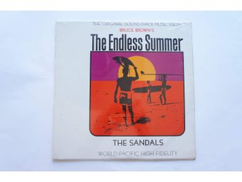 ** The Sandals ‎– The Endless Summer **