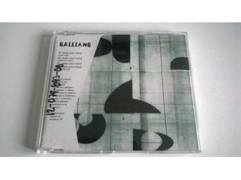 Galliano - Ease Your Mind, CD