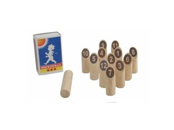 Nummer Kubb Original Mini