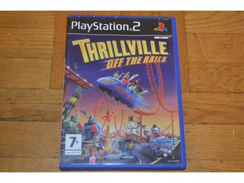 Thrillville Off The Rails Playstation 2 PS2