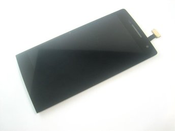 Full LCD Display+Touch Screen Digitizer For OPPO Find 5 Mini R827 Black - Hong Kong - Full LCD Display+Touch Screen Digitizer For OPPO Find 5 Mini R827 Black - Hong Kong